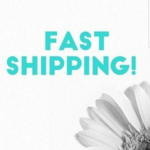 Accessories - I'm a very fast shipper!